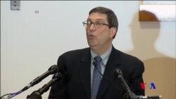 古巴外長稱美國使館遭聲波攻擊是政治操作 (粵語)