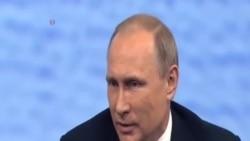 普京支持美國有關敘利亞的提議