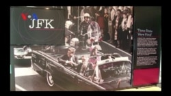 50 Years On, Why JFK Still Matters (VOA On Assignment Nov. 22)