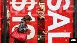 Doanh số của các cửa hàng bán lẻ Hoa Kỳ tăng trong mùa lễ