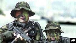 美國海軍海豹突擊隊員