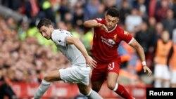 Liverpool Vs Manchester U