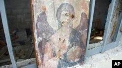 Продолжува сквернавењето на верските објекти во Струга