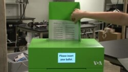 Researchers Develop Hard-to-Hack Voting Machine