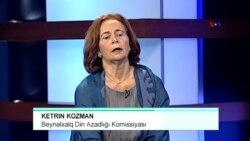 Ketrin Kosmanla müsahibə