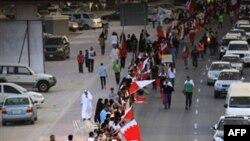 Anti vladini protesti u glavnom gradu Bahreina, Manami