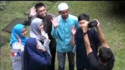 انڈونیشیا میں نوجوان نسل کے لیے رمضان بورڈنگ سکول