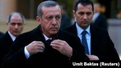 Премьер-министр Турции Эрдоган