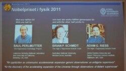 جایزه نوبل فیزیک به سه پژوهشگر آمریکایی داده شد