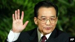 中國國務院總理溫家寶( 資料圖片)