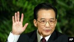 中國總理溫家寶