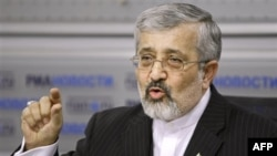 İran'da Dışişleri Bakanlığı'na vekalet eden Atom Enerji Dairesi Başkanı Ali Aşgar Sultaniye
