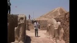 伊斯蘭國組織破壞伊拉克古城遺跡