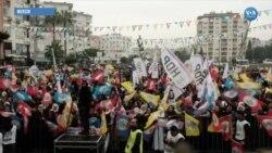 HDP Leyla Güven'e Mersin'de Destek İstedi