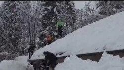 2014-02-04 美國之音視頻新聞: 歐洲地區飽受冬季暴風雪吹襲