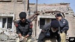 پشاور: بم دھماکے میں کم ازکم تین ہلاک