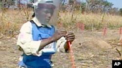 Guiné Bissau Sem Minas Terrestres