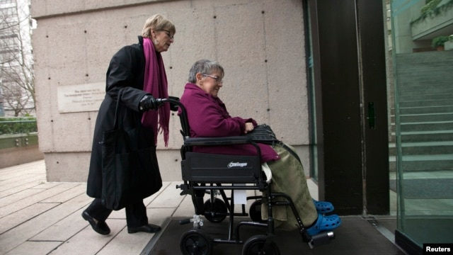 the assisted suicide and canadian law The supreme court of canada will rule this morning on whether mentally competent, but suffering terminally-ill patients, have a right to a medically assisted suicide here is a look at some jurisdicti.