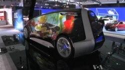 Washington Auto Show Highlights New Technologies
