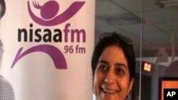 'نساء' ایف ایم نامی ریڈیو اسٹیشن نے اِسی ماہ مغربی کنارے کے شہر رملہ میں پروگرام نشر کرنا شروع کیے ہیں جِس کامقصدخواتین میں ان کے مستقبل کے بارے میں امیدکا احساس پیدا کرناہے