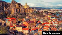 Тбилиси, Грузия (архивное фото)