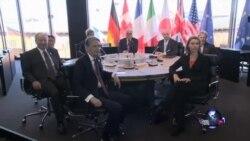 七国集团吁俄履行明斯克协议