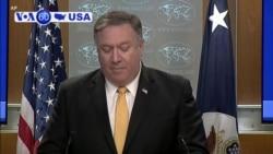 VOA60 America - US Backs Away from Key Arms Treaty