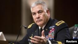 Panglima tinggi AS di Afghanistan, Jenderal John Campbell mengakui AS bersalah melakukan pemboman terhadap rumah sakit di Kunduz (foto: dok).