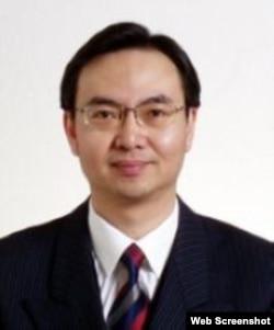 北京外交学院苏浩教授(外交学院网站)