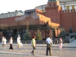 俄罗斯再传呼声要求下葬列宁