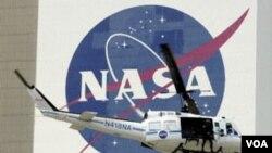 Logo Američke agencije za svemirska istraživanja, NASA