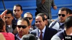 مصریان خپل نوی جمهور رئیس ټاکي