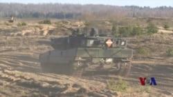 立陶宛提防俄罗斯 巩固北约边境防御