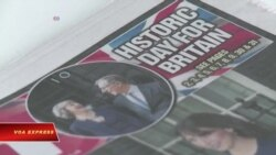 Quan chức EU chỉ trích thành viên nội các của tân Thủ tướng Anh
