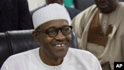Le président nigérian élu lors de la présidentielle du 28 mars 2015