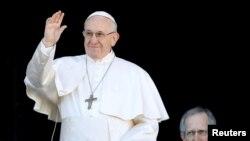 Poglavar Rimokatoličke crkve papa Franja posetiće 7. maja Republiku Severnu Makedoniju, Foto: REUTERS/Max Rossi/File Photo