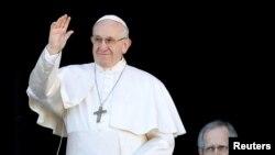 Shugaban mabiya Darikar Katolika na Duniya, Paparoma Francis