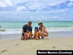 Porodica Marine Maoduš