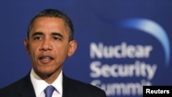رهبران جهان بیشتر در مورد دسترسی تروریستان به مواد اتمی در کشورهای چون پاکستان و تهدیدات کوریایی شمالی نگران اند