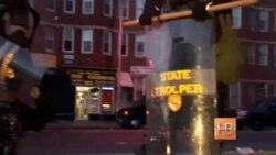 В Балтиморе установилось относительное спокойствие