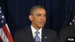 奥巴马总统(资料图片)
