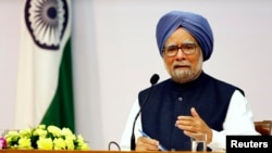 بھارت کے وزیراعظم من موہن سنگھ