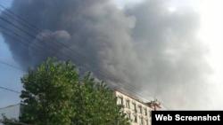 Explosion dans une usine chimique dans la province de Lishui (Archives)