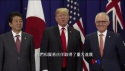 2017-11-14 美國之音視頻新聞: 川普總統感謝亞洲五國東道主接待 (粵語)