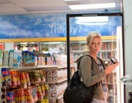 Charlize Theron plays Mavis Gary in YOUNG ADULT, from Paramount Pictures and Mandate Pictures.