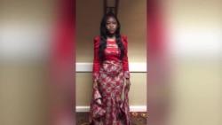 US-based Zimbabwean Designer Inspires Aspiring Model Nyasha Mateta