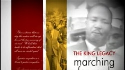 The King Legacy - Marching Forward