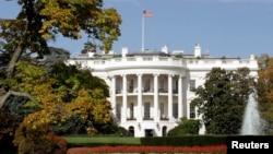 Gedung Putih di Washington DC (Foto: dok).
