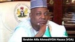 Gwamnan jihar Borno Shettima