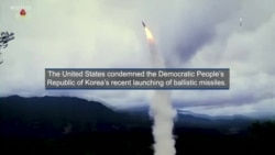 North Korea's Missile Launches Pose a Threat